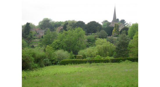 Picture of St Margaret's Church West Hoathly